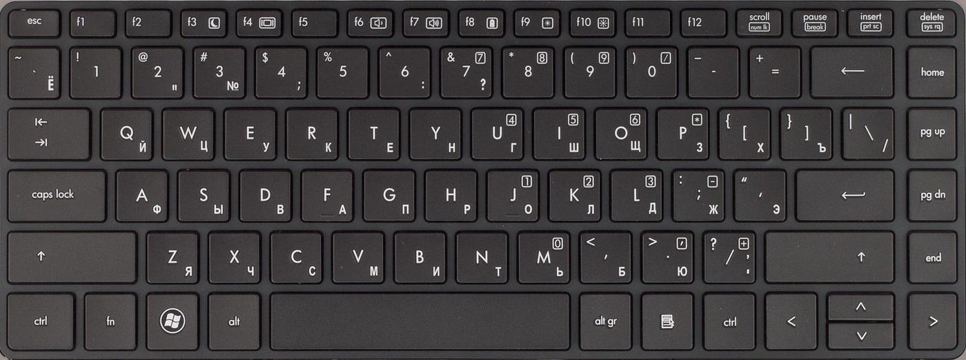 Ноутбук Hewlett-Packard