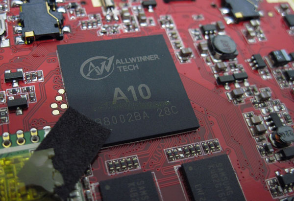 Система на чипе Allwinner A10