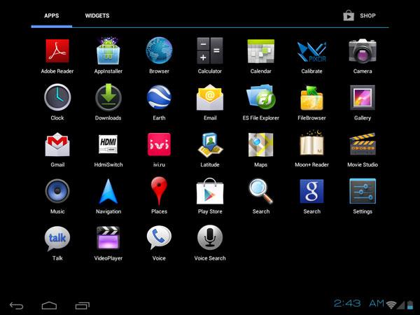 Калибровка Экрана Планшета Android