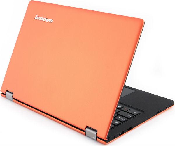 Внешний вид Lenovo IdeaPad Yoga 11