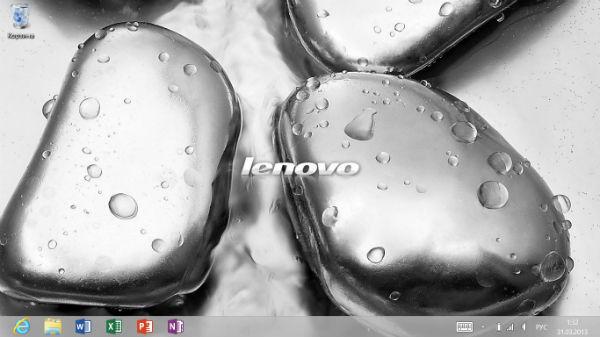 Windows RT на Lenovo IdeaPad Yoga 11