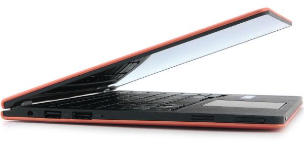 Левая сторона Lenovo IdeaPad Yoga 11