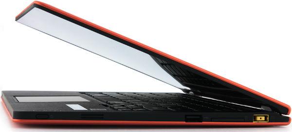 Правая сторона Lenovo IdeaPad Yoga 11