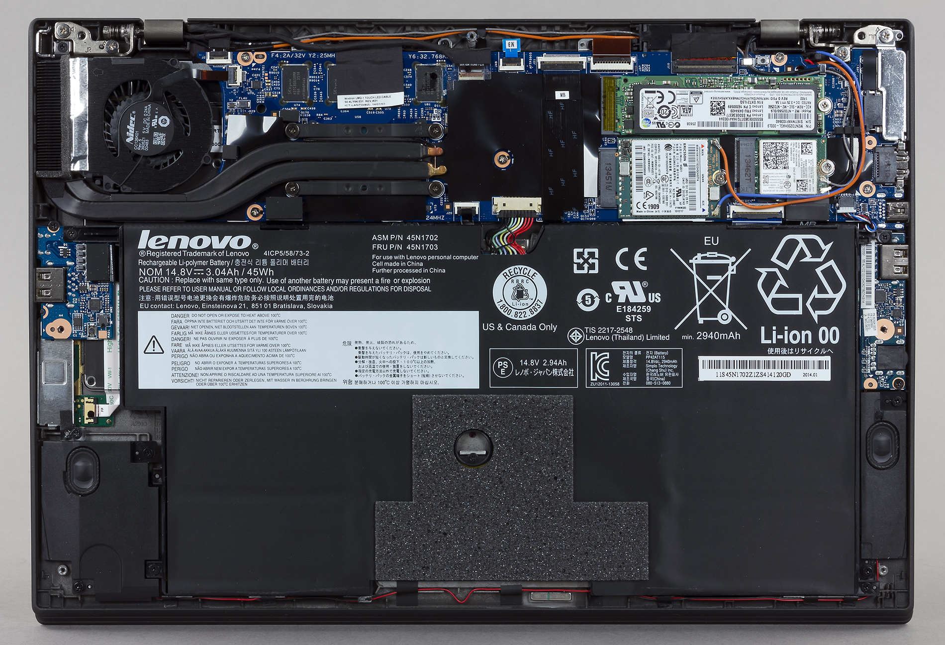Lenovo g555 инструкция по разборке