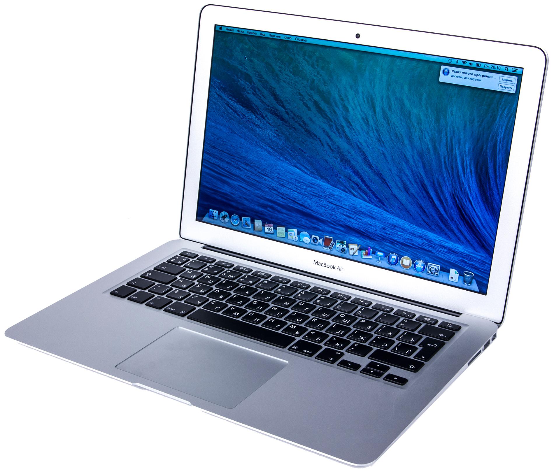 13 Apple Macbook Air Early 2014 Mmgf2 Silver