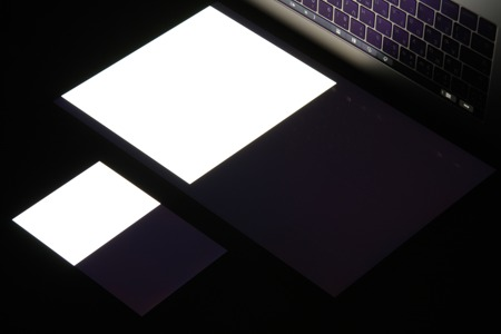 Обзор ноутбука Apple MacBook Pro. Тестирование дисплея