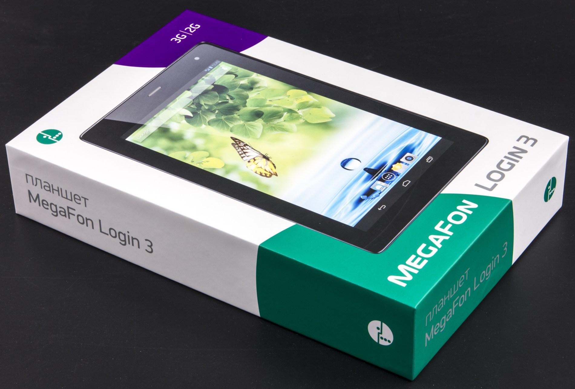Прошивка на планшет мегафон login 3 скачать