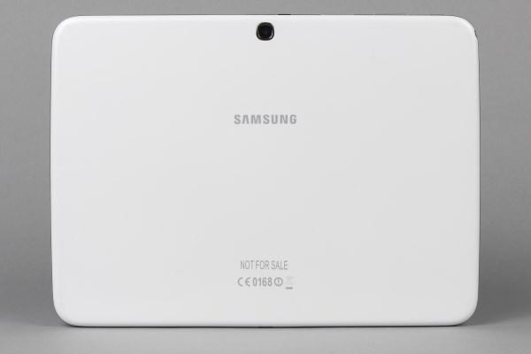 Дизайн планшета Samsung Galaxy Tab 3 10.1