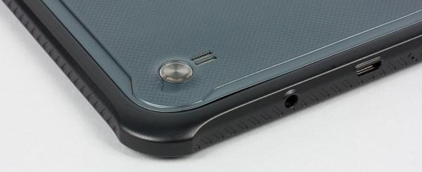 Дизайн планшета Samsung Galaxy Tab Active