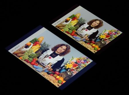 Обзор планшета Samsung Galaxy Tab Active (LTE). Тестирование дисплея