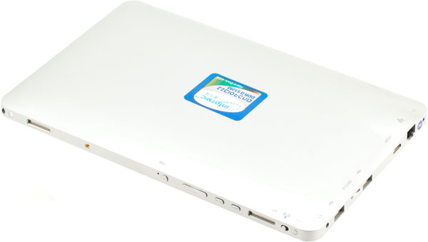 Вид сзади планшета FlyTouch 3 SuperPad 2