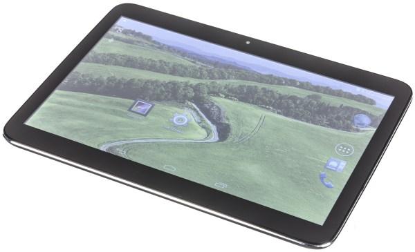Дизайн планшета Tesla Impulse 10.1 Octa