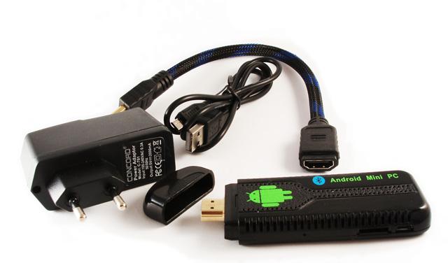 Ugoos UG007b — миниатюрный ПК на четырехъядерном ARM-процессоре