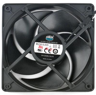 Вентилятор Silencio FP 120