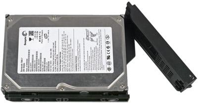 Cooler Master HAF XB EVO: HDD в контейнере X-Dock
