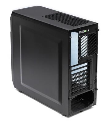 Корпус Corsair Carbide Series Quiet 600Q Inverse Black w/o PSU
