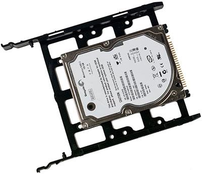 Корпус Thermaltake Versa H22, салазки для дисков