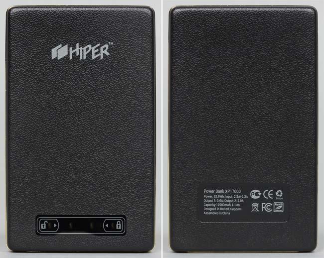 Внешние аккумуляторы Hiper
