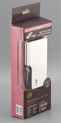 NB Q90 Plus: внешний вид в упаковке