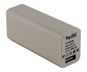 Универсальная внешняя сверхкомпактная батарея Top-Micro
