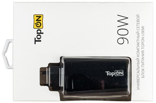Универсальный компактный сетевой блок питания TopON U90W