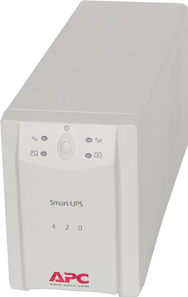 apc smart ups sc420 manual