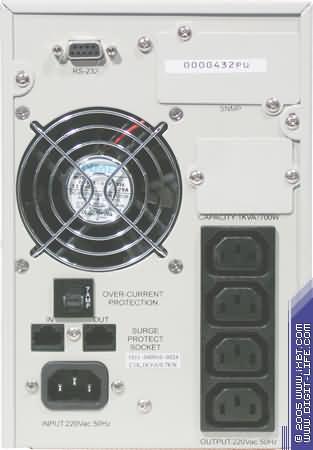 Обзор ИБП Microlab