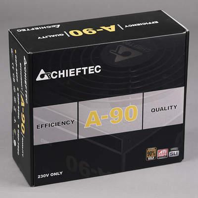 Упаковка блока питания Chieftec GDP-550C