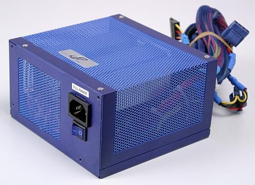 Первый тип - вентилятор в блоке питания отсутствует, но может быть в