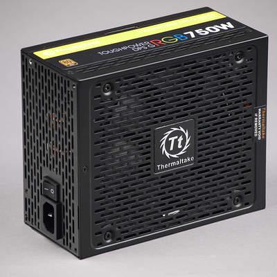 Внешний вид блока питания Thermaltake Toughpower DPS G RGB 750W Gold (TPG-0750D-R)