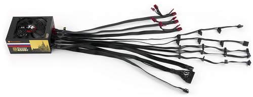 Провода и разъемы блока питания Thermaltake TP-850AH5CEG-A Москва 850 Вт (W0428RE)