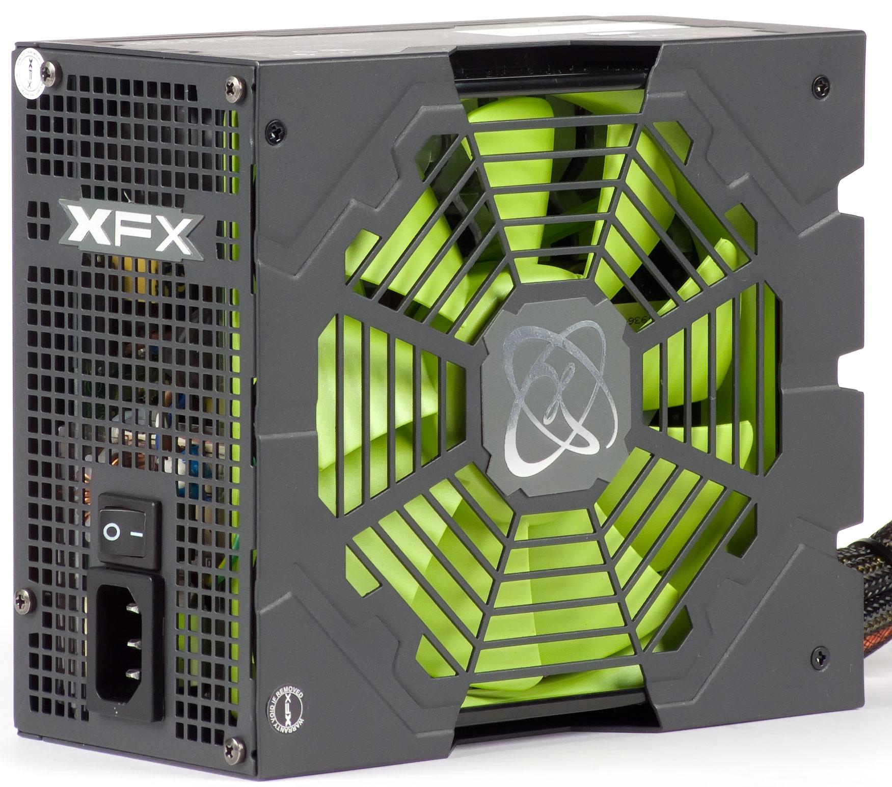 iXBT Labs - XFX 650W XXX Edition Modular PSU - Page 1 ...