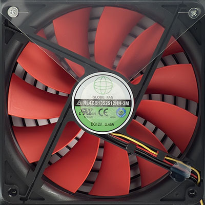 Вентилятор блока питания Xilence XP600 (XP600.(135)R3)