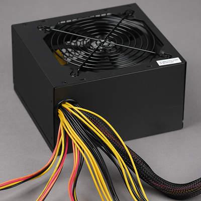 Провода и разъемы блока питания Zalman ZM500-LE