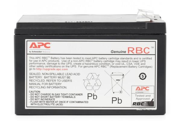Источник бесперебойного питания APC Back-UPS 700VA (BE700G-RS)