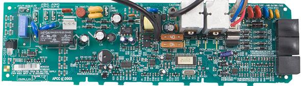 плата электроники APC Back-UPS ES 700