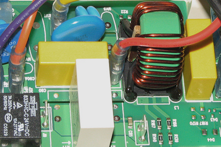 man схема электрическая
