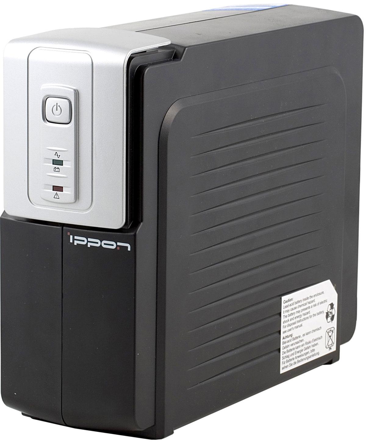 схема ippon back office 600