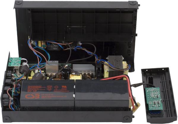 Модернизация блока заряда ippon smart winner, aeg protect b. 1500.