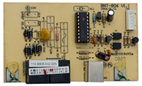 плата USB контроллера и защиты RJ-45 ИБП PCM IMD-1200AP