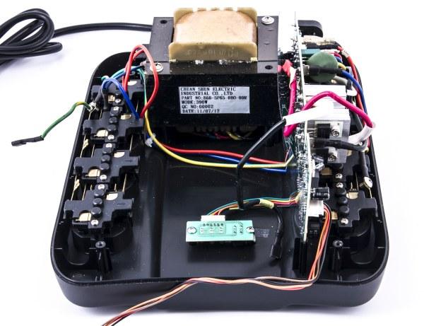 внутреннее устройство ИБП
