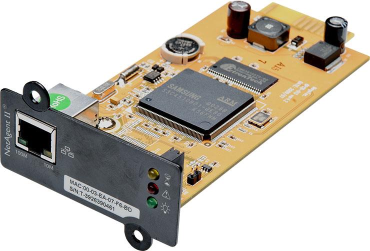 SNMP-адаптер NetAgent (CP504)