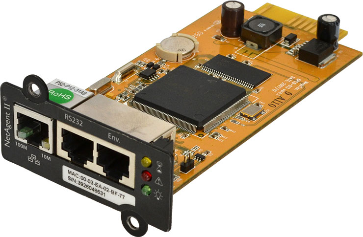 SNMP-адаптер NetAgent II (BT506)