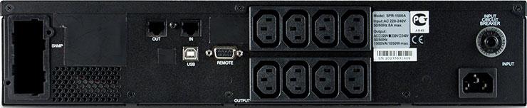 ИБП серии SPR-1000 — SPR-3000