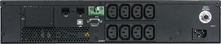 ИБП серии SRT-1000 — SRT-3000