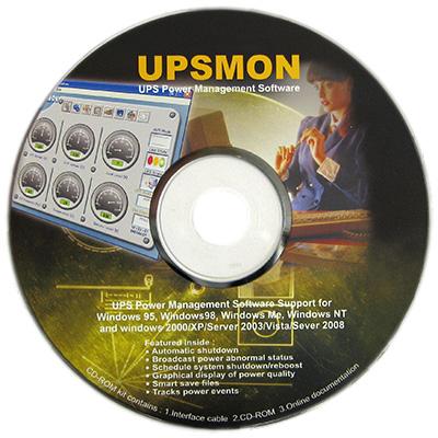 диск UPSMON Plus