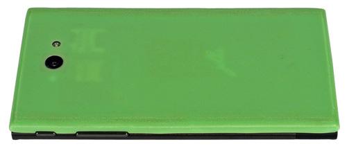 Напечатанная крышка для смартфона Jolla