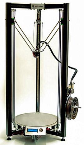 3D-принтер DeltaTower