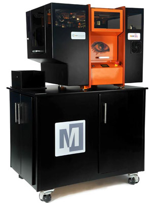 3D-принтер Mcor IRIS