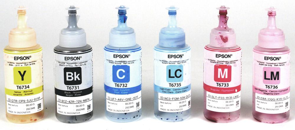 Как сделать краску на принтере